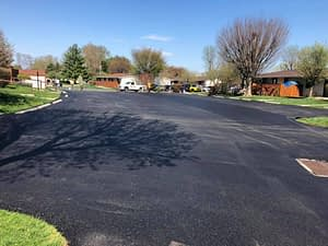 commercial paving in York and Harrisburg PA
