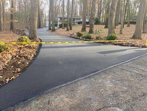 Benefits of Residential Asphalt Paving residential asphalt paving