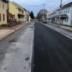 Install new asphalt with hot tar Lewisberry PA for commercial paving