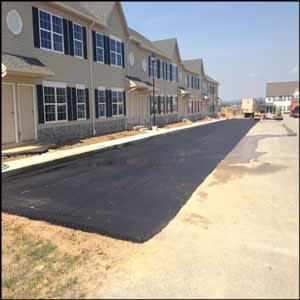 commercial paving-Apartment Complex Paving contractor in york pa