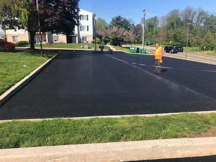 asphalt vs blacktop