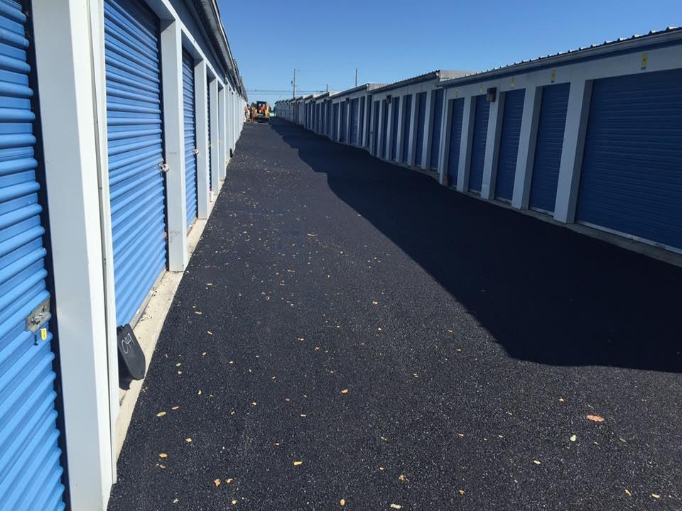 asphalt paving in dillsburg paving