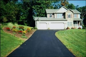 camp-hill-pa driveway paving and thickness of asphalt driveway
