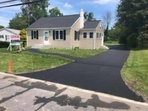 asphalt driveway installation harrisburg pa and residential asphalt paving