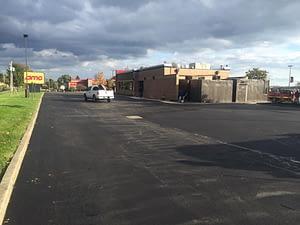 asphalt service that we offer