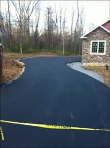 sealcoating and driveway paving